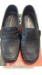 Мокасины кожаные MIDA 33 размер