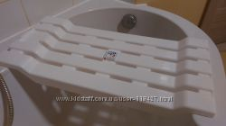 Сидение на ванную пластмассовое