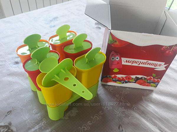 Мороженица - набор формочек для мороженого