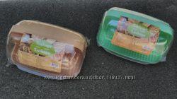 Хлебница пластмассовая