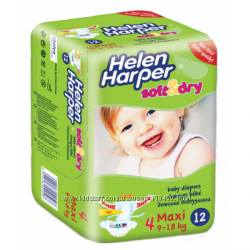 Подгузники Нelen Нarper Soft&Dry