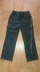 Школьные брюки Некст с карманами р. 8 рост 128-132см