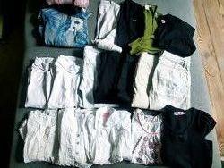 Пакет шкільного одягу на худеньку дівчину 128-140 H&M Zara Next