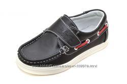 Кожаные туфли Little Deer  BG2716-808 25 размер . последняя пара