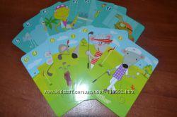Карточки Барни со спортивными семейками