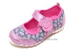 SALE туфли Peppa Disney размер 23 14см на девочку распродажа скидка