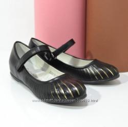 школьные туфли на девочку р. 31, 34, 35, 36 B&GБи-Джи бесплатная пересылка