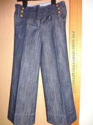 Модные джинсы Next клёш