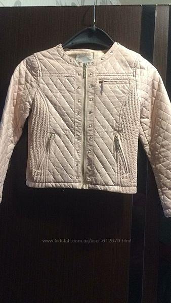 Куртка осень 7-9 лет