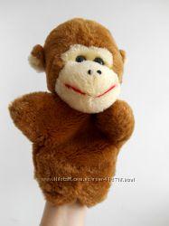 Игрушка перчатка обезьяна