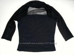 Блуза черная стрейч Avon