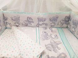 Детское постельное белье Купон, полный комплект