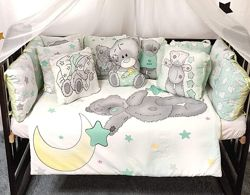Детское постельное белье Тедди