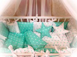 Детское постельное белье Звезды