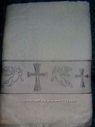 Крыжма, полотенце для крещения  140х70, Турция