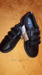 Черные туфли NEXT на трех липучках