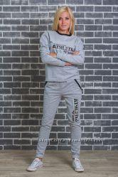 Женские спортивные костюмы. 3 модели. р. 42, 44, 46, 48-50, 52-54