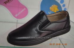кожаные туфли KANGFU с 27 по 32рр