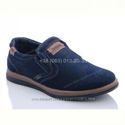 синие туфли с 26-32рр
