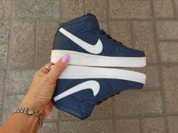 синие деми кроссовки с 32 по 36рр