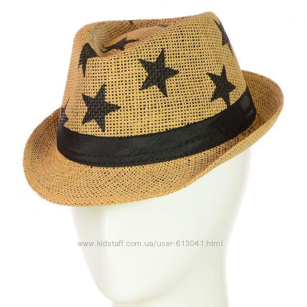 Шляпа Челентанка из соломки 52-54, 55-58
