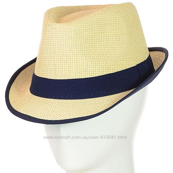 Шляпа Челентанка из соломки 52-54, 56-58