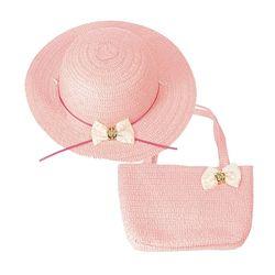 Шляпка детская и сумочка 50-52