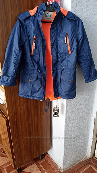 Крутая куртка- парка