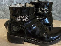 Ботинки I Pinco Pallino, кожа-лак