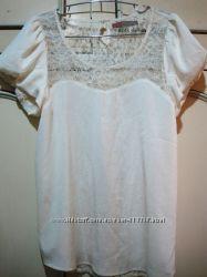 Блузка нарядная размер S