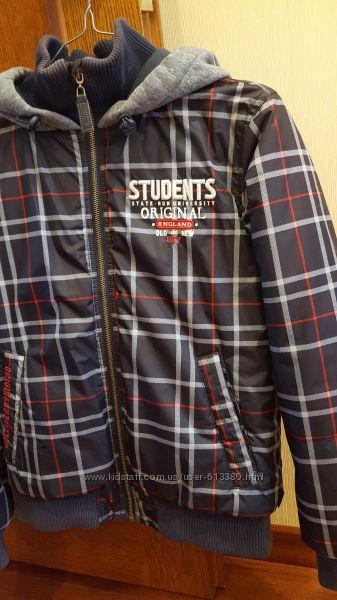 Куртка демисезонная р. 152