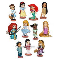 Игровой набор фигурки мини аниматор Дисней Оригинал DisneyStore