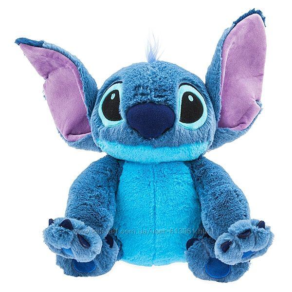 Плюшевая игрушка Стич 38 см мф Лило и Стич Оригинал DisneyStore