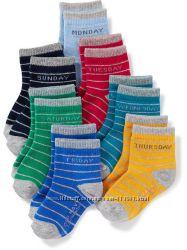 Комплект набор носочков Неделька Олд Неви для мальчика