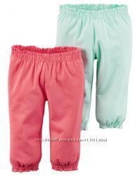 Наборы штанишек для девочки Картерс на рост до 86 см