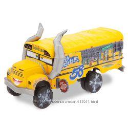 Машинка из литого металла Мисс Крошка Тачки 3 Оригинал Дисней