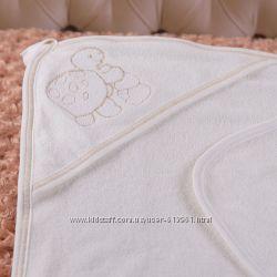 Махровый уголок полотенце для купания с капюшоном Betis