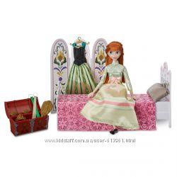 Классическая кукла принцесса Анна с аксессуарами День коронации Дисней