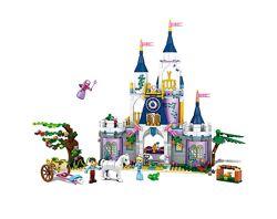 Конструктор детский Замок для Золушки 15005 JVTOY