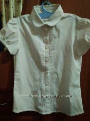 Школьная блузка на рост 140-150 см