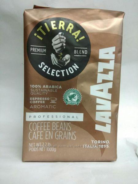 Кофе  Lavazza Tierra Арабика 100 1 кг