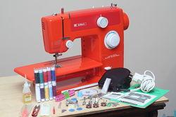 Швейная машина Brillant Automatik 545 Германия Кожа - Гарантия 6 мес