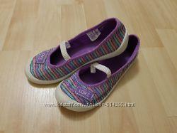 Тапочки текстильные для девочки