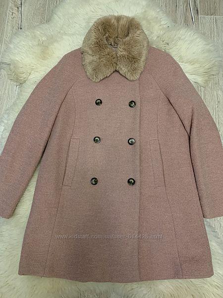 Демисезонное пальто Zara размер М