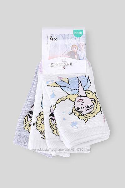 C&A носки укороченные для девочки