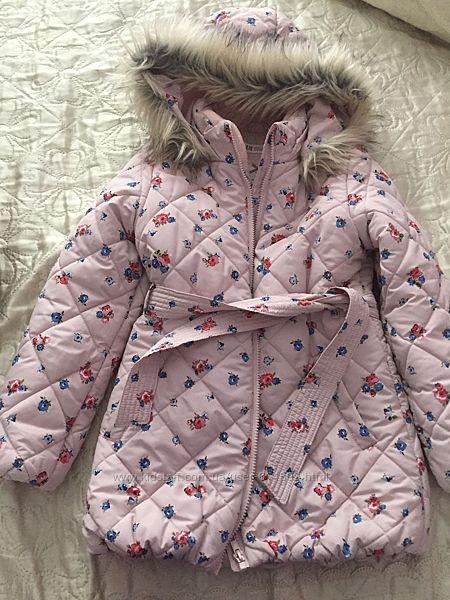 Куртка H&M демисезон 9-10 лет маломерки