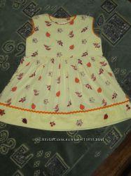 Платье - сарафан на 3 года