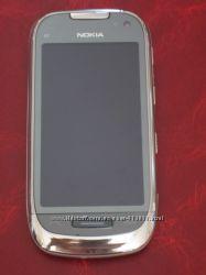 Смартфон Nokia C7 нокиа телефон мобильный
