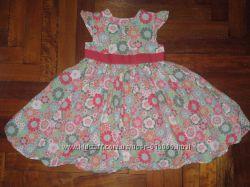 Платье на 1, 5 - 2года