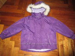 Куртка ветровка демисезон Lupilu на 1, 5 - 2 года, рост 86-92см и большемер